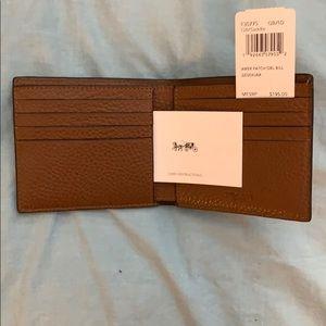 Coach F30775 America Patch Bifold Wallet